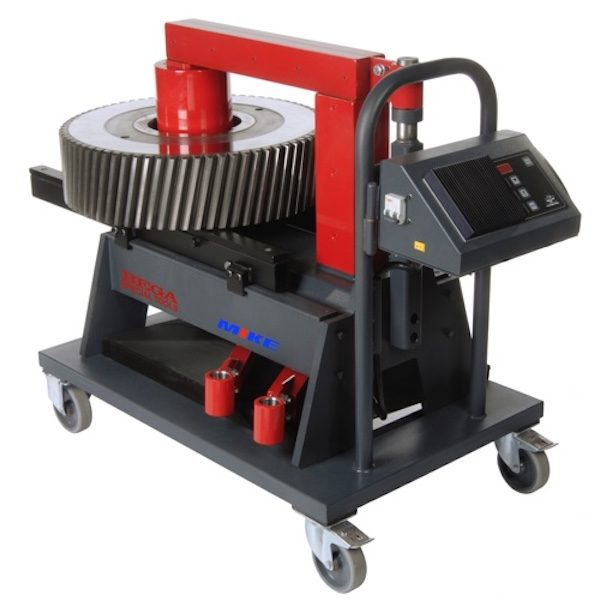 40 RMD TURBO Máy gia nhiệt vòng bi OD 920mm, trọng lượng phôi 600kg
