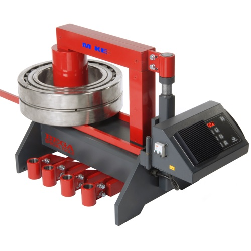 40 RSD TURBO Máy gia nhiệt vòng bi Max OD 790mm, công suất 8kW.