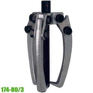 174-80/3 Cảo vòng bi 3 chấu, độ mở ngàm 10-90mm