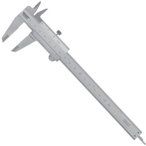 201015 Thước cặp cơ 300mm, vít cố định, ngàm 64x20mm