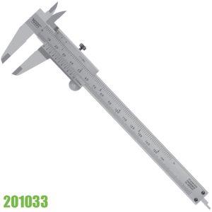 201033 Thước cặp cơ 150mm, vít cố định, ngàm 40x16mm