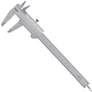 201036 Thước cặp cơ 200mm, vít cố định, ngàm 50x19mm