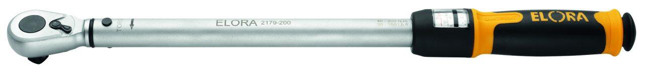 2179- Cờ lê lực loại click dải momen xoắn từ 10 đến 335 Nm Elora