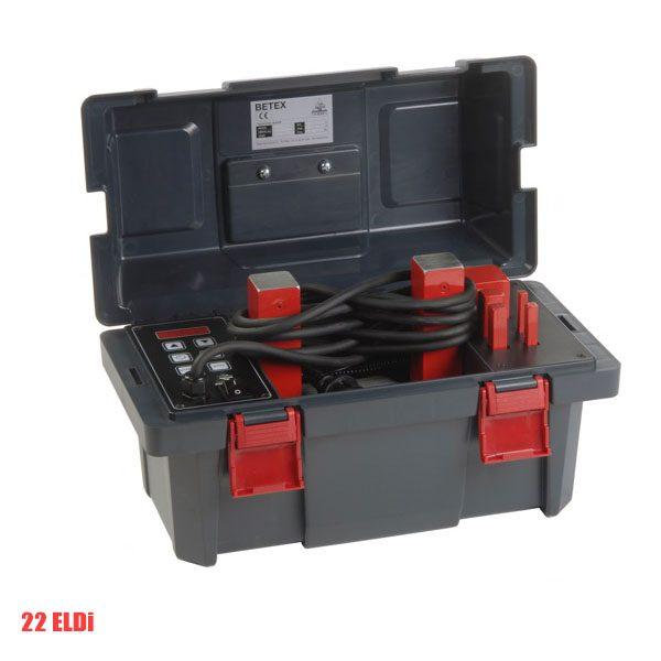 22 ELDi Máy gia nhiệt vòng bi 3,6 kW, đường kính ngoài max 240mm.
