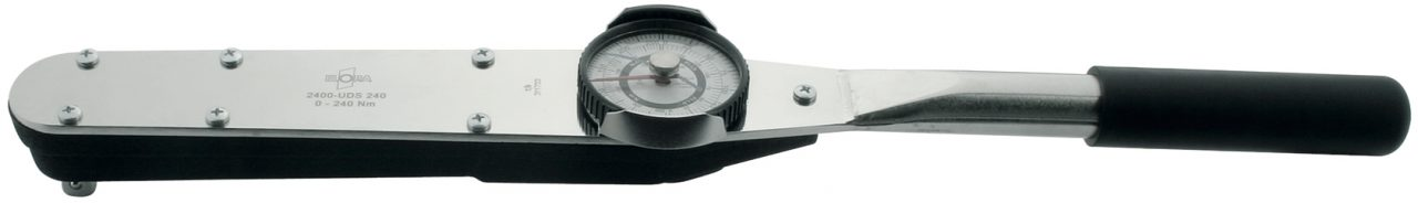 2400-UDS cờ lê lực mặt đồng hồ đầu vuông từ 1/4 - 1 inch