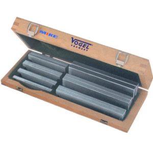 260612 Bộ căn mẫu song song 5 cặp, bằng hợp kim, 8 đến 63mm