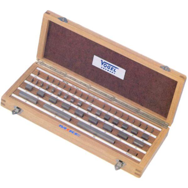350002 Bộ chuẩn song song 47 miếng, chất liệu thép, cấp chính xác class 0