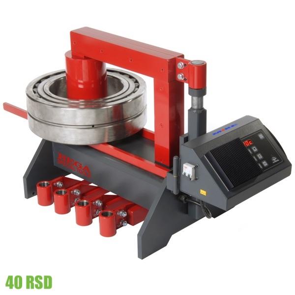 BETEX 40 RSD Turbo máy gia nhiệt vòng bi 8kW