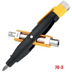 70-3 tô vít vạn năng chuyên dụng cho hệ thống khí nén và thủy lực