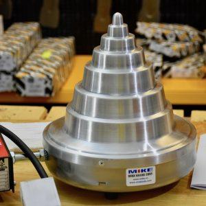 Máy gia nhiệt bạc đạn hình côn BETEX CHC