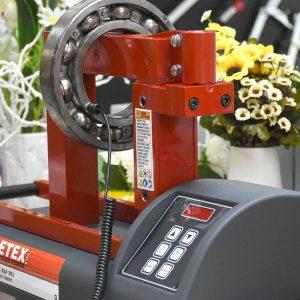 Đường kính ngoài vòng bi lớn nhất 500mm, đường kính trong 30 – 72mm