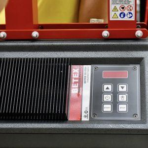 Các nút điều khiển của máy gia nhiệt bạc đạn BETEX 22 ESDi
