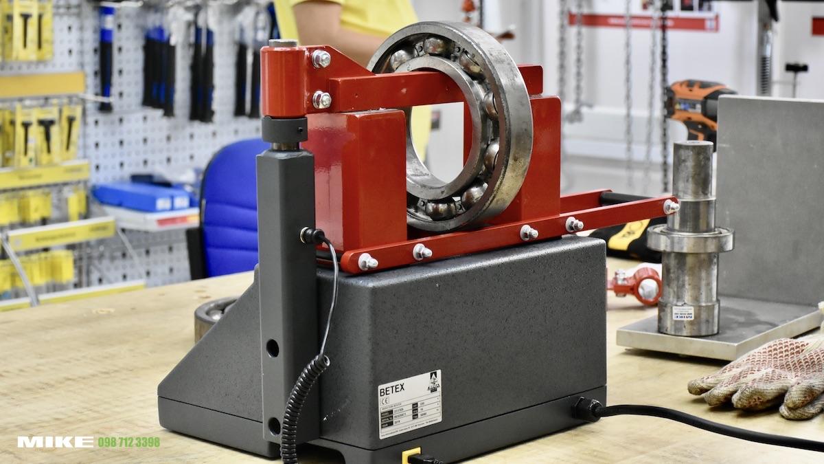 Máy gia nhiệt 22 ESDI BETEX, sản xuất tại Hà Lan