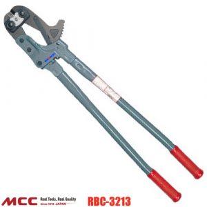RBC-3213 Kìm cắt cộng lực bánh cóc, cắt sắt phi 13mm ở 80HRB, dài 785mm