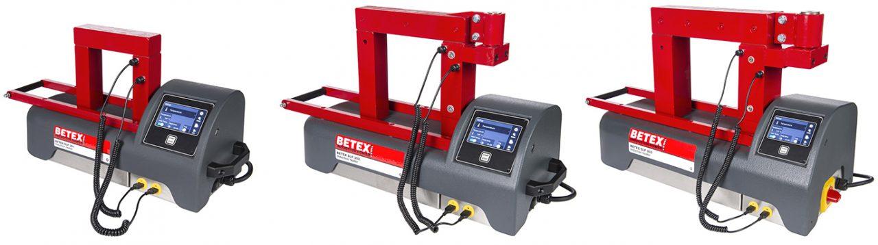 Các dòng máy mới xuất xưởng năm 2019 của BETEX