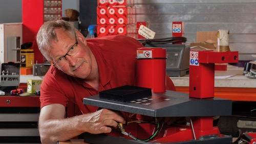 Hiệu chỉnh Máy gia nhiệt vòng bi BETEX