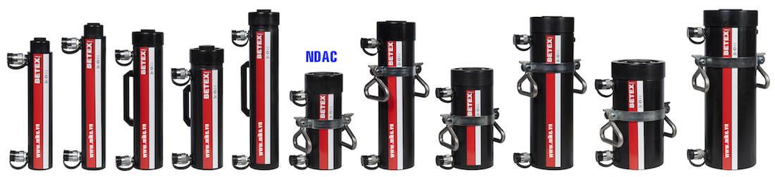 NDAC kích thủy lực 2 chiều