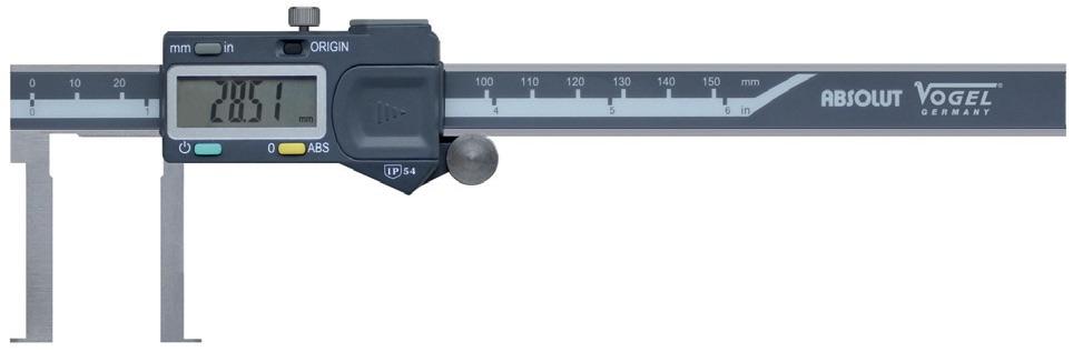 Thước cặp điện tử đo trong Vogel germany 20108