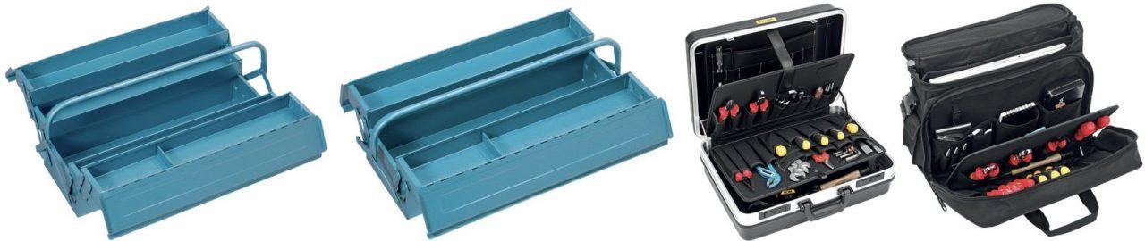 Thùng đồ nghề, vali đựng dụng cụ ELORA Germany.