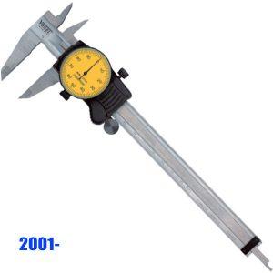 2001- Thước kẹp đồng hồ 150-300mm, độ chính xác ±0.01mm
