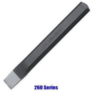 260 Series đục dẹt, tiêu chuẩn DIN 6453, Elora Germany