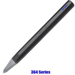 364 Series đục nhọn, đột làm dấu, thân bát giác, chuẩn DIN 7256, Elora Germany