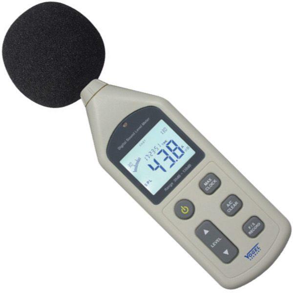 Máy đo độ ồn, mức cường độ âm thanh. Sx tại Đức