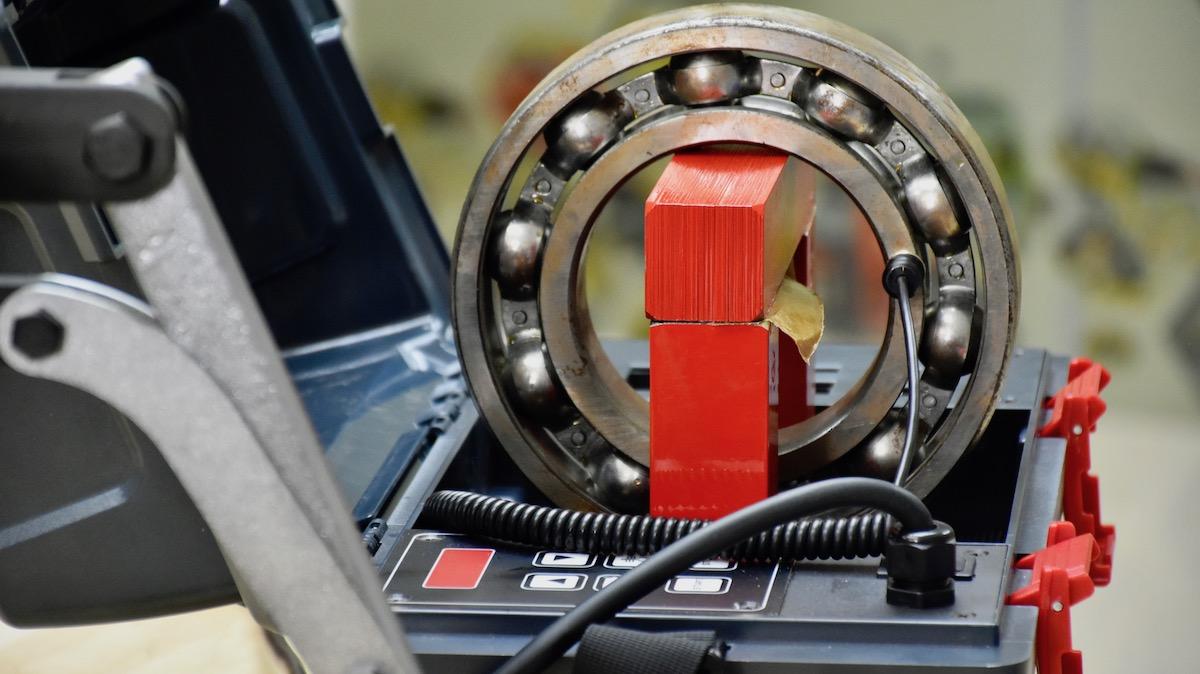 BETEX 22 ELDi gia nhiệt cho vòng bi đường kính 240mm