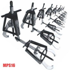 MPS16 Bộ cảo vòng bi 2-3 chấu, tải trọng 1-35 tấn.