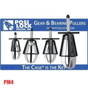 PM4 Bộ cảo vòng bi 2-3 chấu, tải trọng 5 - 20 tấn.