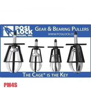 PM4S Bộ cảo vòng bi 2-3 chấu, tải trọng 2-10 tấn.