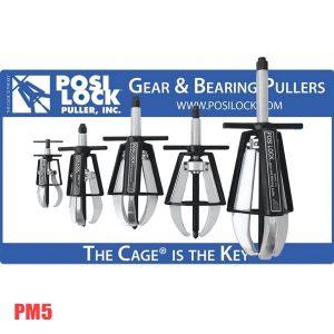 PM5 Bộ cảo vòng bi 2-3 chấu, tải trọng 2-20 tấn.