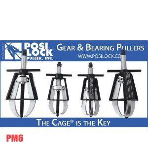 PM6 Bộ cảo vòng bi 2-3 chấu, tải trọng 2-20 tấn.