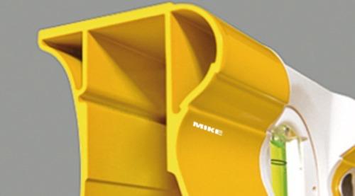 R300 khung nhôm nivo chống vặn xoắn Stabila