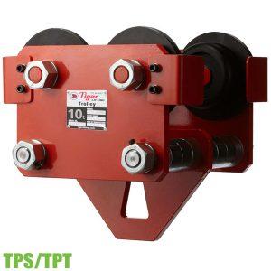 TPS-TPT rùa kéo tay cho cầu trục, kẹp dầm tải trọng 0.5-10 tấn