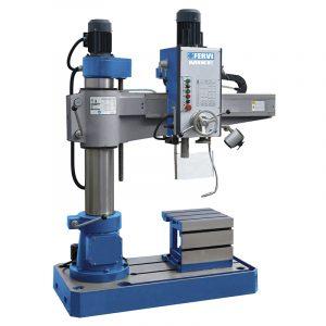 TR01-200 máy khoan cần cấp phôi tự động, đảo chiều FERVI Group.
