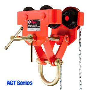 AGT Series Kẹp dầm điều chỉnh độ mở, tải trọng 1-10 tấn