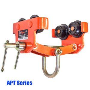 APT Series Kẹp dầm điều chỉnh độ mở, tải trọng 1-10 tấn