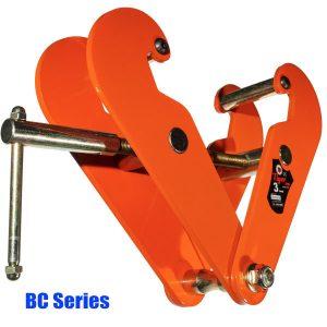 BC Series Kẹp dầm tải trọng từ 1 đến 10 tấn.