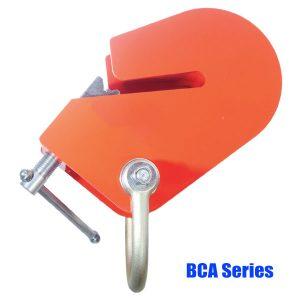 BCA Series Kẹp dầm điều chỉnh góc, tải trọng từ 1 đến 3 tấn