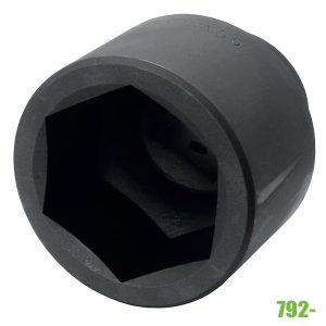 đầu tuýp đen 792 đầu vuông 1 inch