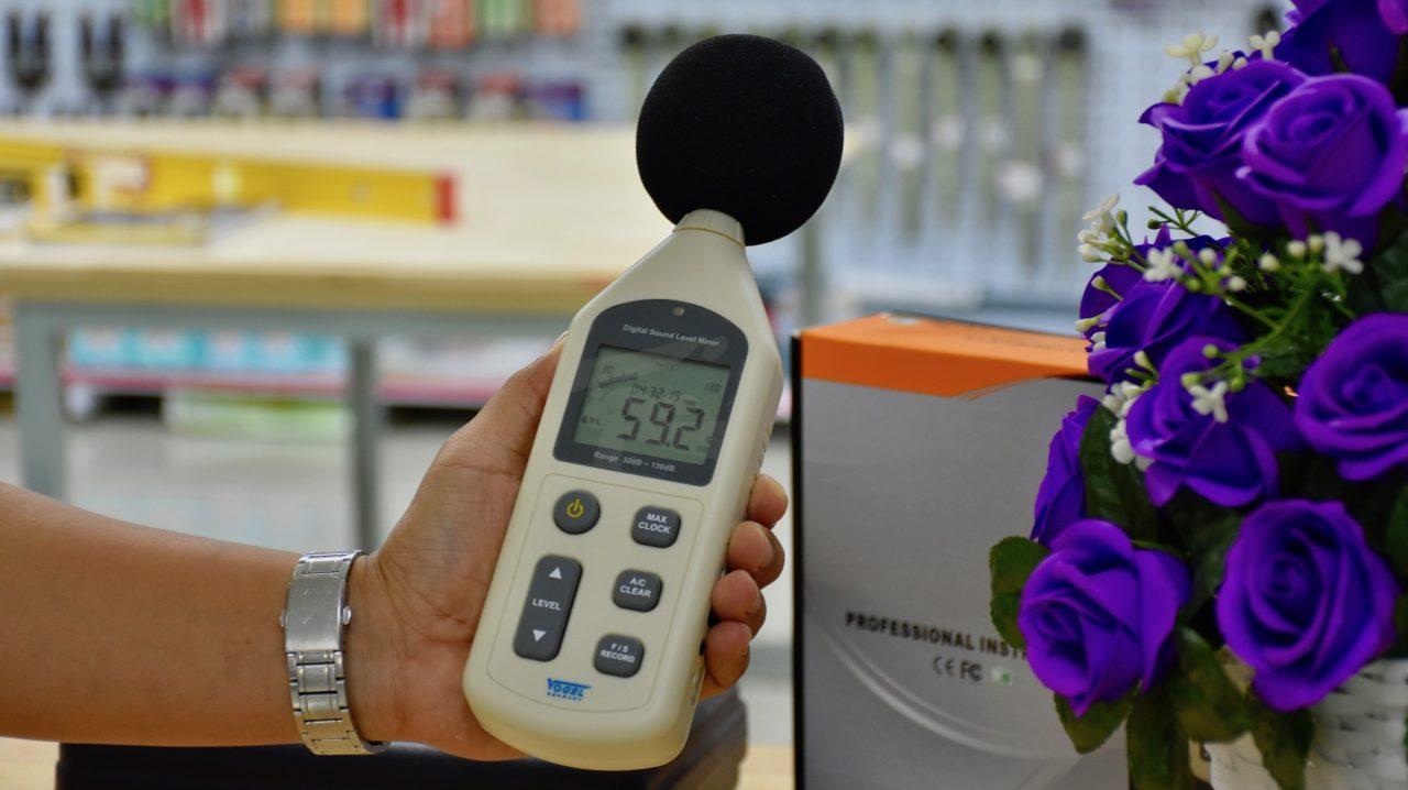 Sound Level Meter sản xuất bởi Vogel Germany