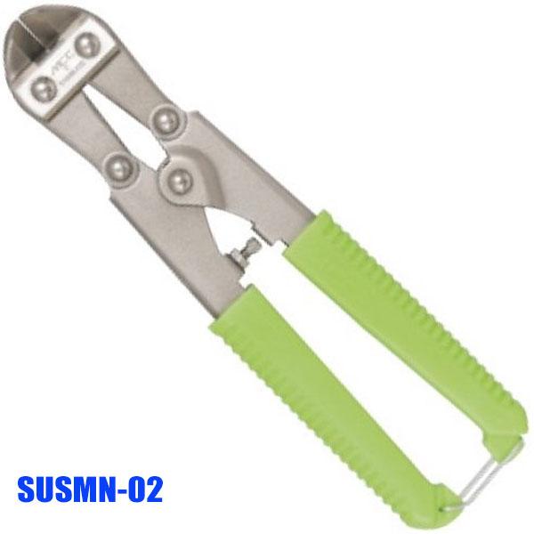 SUSMN-02 Kềm cắt 8 inch, cắt sắt 3.5mm ở 80HRB, dài 210mm