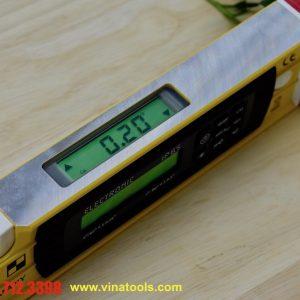 LCD chiếu sáng nền, chỉ thị hướng điều chỉnh để đạt cân bằng