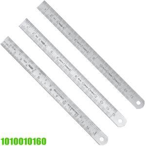 1010010160 Series thước lá inox, thang đo 100-6000mm, chuẩn DIN 2004/22/ECII