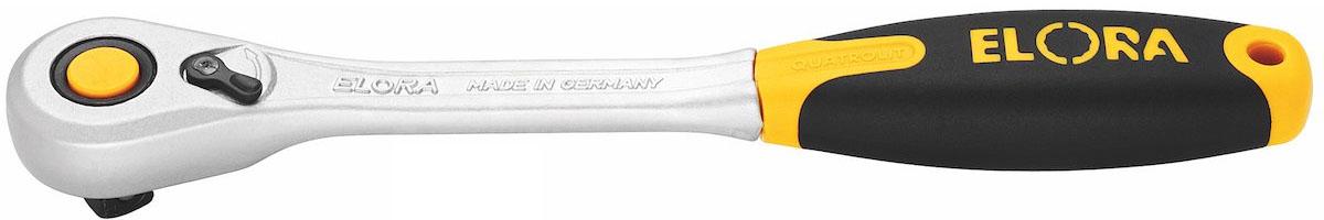 1450-1D Cần lắc tay đầu vuông 1/4 inch, dài 145mm. Sx tại Đức