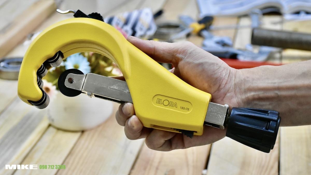 Dao cắt ống kim loại tới đường kính 76mm ELORA 180-76