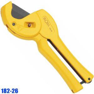 182-26 Dao cắt ống nhựa 0-26mm, hàng chính hãng ELORA sx tại Đức