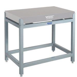26090 Chân bàn bằng thép cho bàn rà chuẩn, thoáng không có hộc.