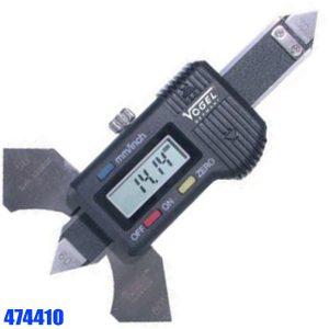 474410 Thước đo mối hàn điện tử 0-20mm, độ chính xác 0.01mm